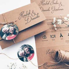 Kraft Wedding card with timeline. - A gift to send and receive. Homemade Wedding Invitations, Letterpress Wedding Invitations, Vintage Wedding Invitations, Printable Wedding Invitations, Wedding Invitation Wording, Wedding Crafts, Diy Wedding, Wedding Card Wordings, Indian Wedding Cards