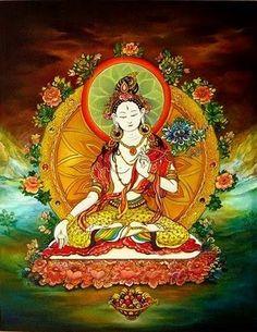 Guanyin. Goddess of compassion