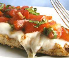 Spokane Dinner Club: Balsamic Bruchetta Chicken