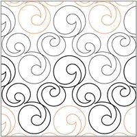 Scraps of Life: Pantograph Patterns | Riscos de quilt | Pinterest ... : free pantographs for longarm quilting - Adamdwight.com