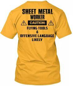 Sheet metal workers