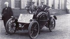 Thomas A. Edison también trabajó en el desarrollo de vehículos eléctricos - Miguel Ángel García - Google+