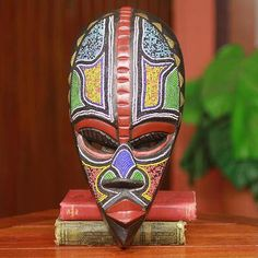Authentic African Mask