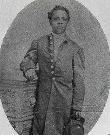 1st Sgt. Jeremiah Rolls, Co. I - 54th Massachusetts Volunteer Infantry
