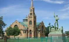 Kroonstad 1 Free State, Church Building, Afrikaans, Cathedrals, Homeland, Notre Dame, South Africa, Roots, Buildings