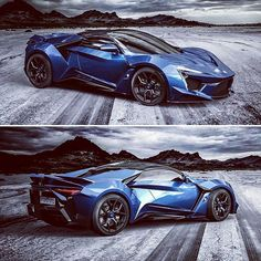WMotors Fenyr SuperSport with 900hp and 1200Nm of torque