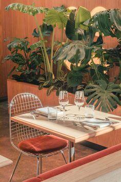 Modiste Furniture – Héroine Restaurant & Bar