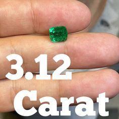 """𝐏𝐚𝐧𝐣𝐬𝐡𝐢𝐫 𝐄𝐦𝐞𝐫𝐚𝐥𝐝 𝐎𝐟𝐟𝐢𝐜𝐢𝐚𝐥 on Instagram: """"3.12 carat Cushion Panjshir Valley Emerald Mukni mine. Nice color and good clarity Dimension: 8.7x7.6x6.3 mm DM for more details"""" Gems For Sale, Clarity, Emerald, Cushions, Nice, Color, Instagram, Throw Pillows, Toss Pillows"""