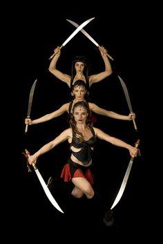 Blade Babes - Martial Arts Dancers