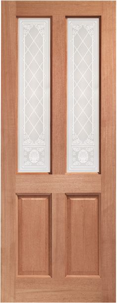 Malton Single Glazed External Hardwood Door (Dowelled) with Burns Glass & Add a small glass panel of your choice to this door   Unglazed ... pezcame.com