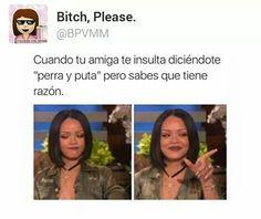 Imagen de rihanna, memes, and memes en español