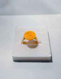 "Star Wars ""C3PO"" Ring by Lorybitlittleshop on Etsy"