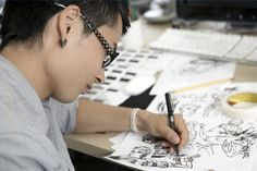 Cómo dibujar storyboards   eHow en Español