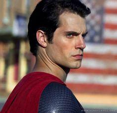 Henry Cavill is Superman.