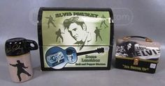 shopgoodwill.com: New Elvis Presley Dome Lunchbox S