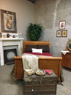 Fall bedroom suite in bird's eye maple School Pics, School Pictures, Old School, Fall Bedroom, Master Bedroom, Eye, Antiques, Storage, Modern