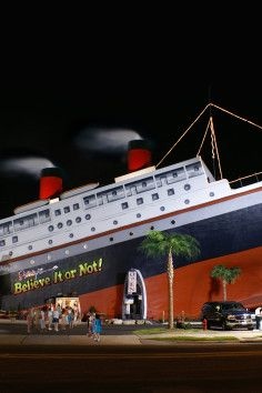 Ripley's Believe It or Not in Panama City Beach is a favorite Florida indoor attraction.