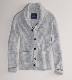 AE Shawl Cardigan!  And I just received a coupon in the mail!