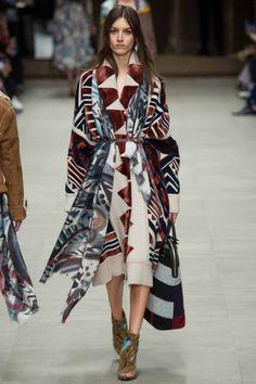 Burberry Prorsum ready-to-wear autumn/winter '14/'15