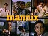 Mannix is an American television detective series that ran from 1967 through 1975 on CBS. Created by Richard Levinson and William Link and developed by executive producer Bruce Geller, the title character, Joe Mannix, is a private investigator. He is played by Mike Connors. Mannix was the last series produced by Desilu Productions.