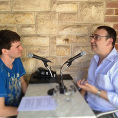 Steve Davis being interviewed by Nick Morris on the topic of Content Marketing Small Business Marketing, Content Marketing, Marketing Magazine, Steve Davis, Starting A Podcast, Interview, Blog, Blogging, Inbound Marketing