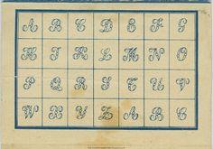 Free Easy Cross, Pattern Maker, PCStitch Charts + Free Historic Old Pattern Books: Sajou No 79