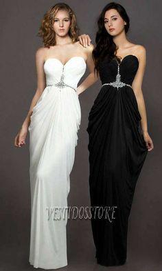 Hermosos vestidos largos de coctel 2013  http://vestidoparafiesta.com/hermosos-vestidos-largos-de-coctel-2013/