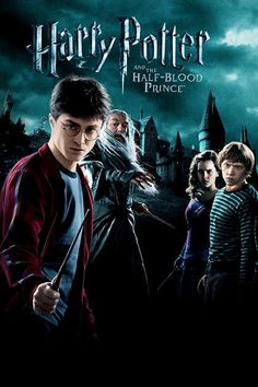 Harry Potter and The Half Blood Prince (2009).
