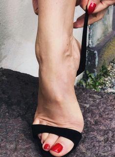 Only Stiletto Sandals Sexy High Heels, Sexy Legs And Heels, Dress And Heels, Pantyhose Heels, Stockings Heels, Feet Soles, Women's Feet, Stilettos, Pumps