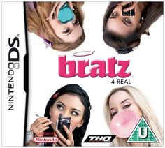 Bratz 4 Real (Nintendo DS):Amazon.co.uk:PC & Video Games