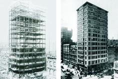 Reliance Building, Chicago, IL 1890-1894 D Burnham