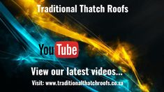 View our latest projects by clicking on our website and go to videos. Video Go, Thatched Roof, Latest Video, Climate Change, Traditional, Website, Projects, Log Projects, Blue Prints