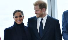 The Duke and Duchess of Sussex visited New York's One World Trade Centreon Thursday