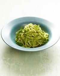 Fresh Asparagus Pesto