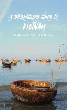 A Backpackers Guide to Vietnam