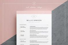 Resume/CV | Millie - Resumes