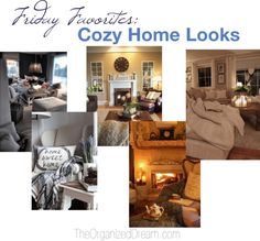 FF: Cozy Home Looks