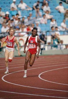 Jackie Joyner-Kersee, Track and Field