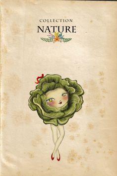 Colección Nature. #coliflor #nature #laliblue