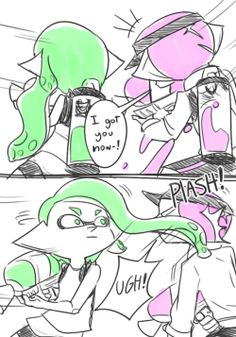 splatoon comics | Tumblr