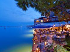 Restaurante Oro no hotel Belmond Veneza