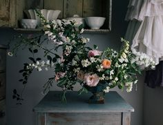 Summer - Romantic & Natural Wedding Flowers by Jo Flowers