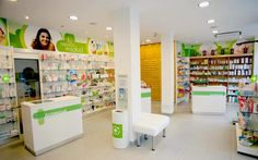 Pharmacy Design | Pharmacy Shop | Retail Design | Drug Store | by HMY Group, your global shopfitting partner.