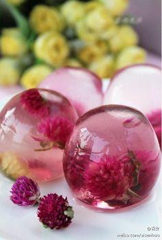 gelatinas de diseño