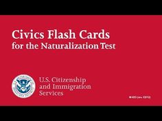 US Citizenship Naturalization Test 2016 - All 100 Questions and Answers