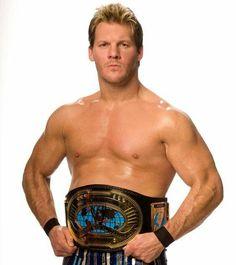 Chris Jericho WWE Intercontinental Heavyweight Champion