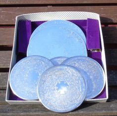 vintage silver plated coasters - 4 different sets available to buy separately | eBay