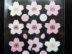 Cherry Blossom Paper Punch Traditional Japanese Flower Sakura