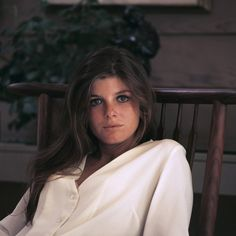 Katharine Ross: Photo by Bob Willoughby - © 1978 Bob Willoughby