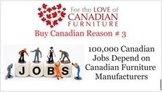 Share the LOVE of Canadian Furniture Smitty's Fine Furniture Share The Love, Fine Furniture
